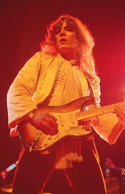 Tommy Bolin Deep Purple