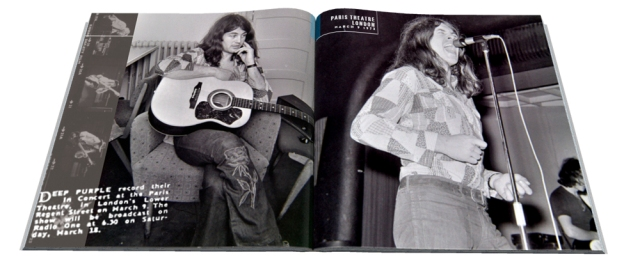 Barry Plummer Deep Purple book