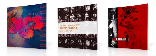 Yes Dialogue, Genesis Lamb Lies Down, Barry Plummer Deep Purple
