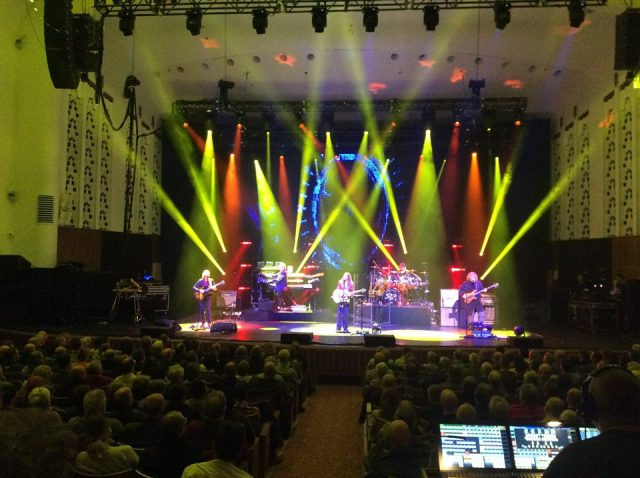Yes Liverpool Philharmonic 2016