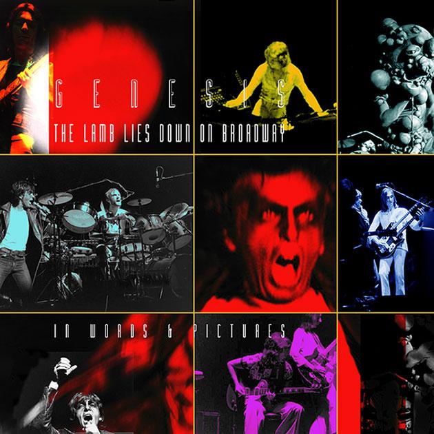 Genesis Lamb Lies Down On Broadway softback edition