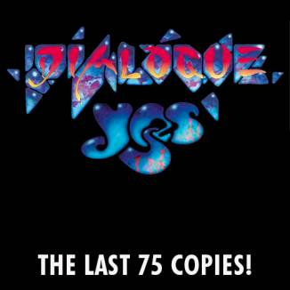 Yes Dialogue Last 75 copies Stereo 33 Books